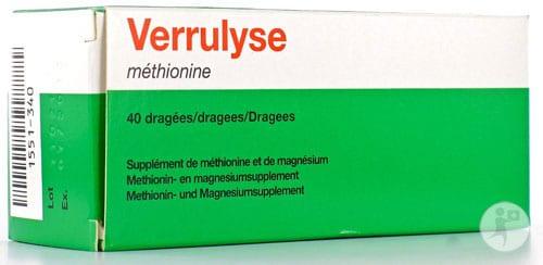 verrulyse-methionine